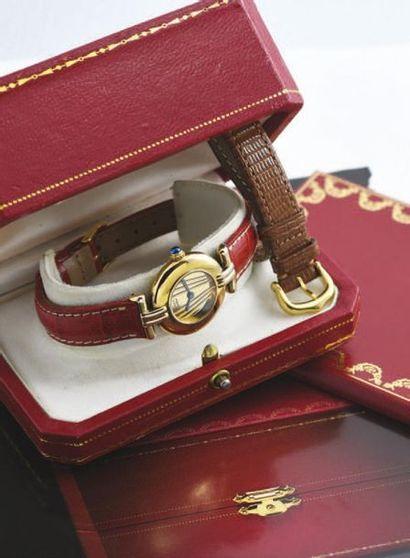 CARTIER  (Must de Cartier - Colisée /Vermeil...