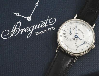 BREGUET  (Serpentine Regulateur / Or Gris...