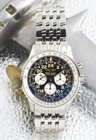 BREITLING  (Chronographe / Cosmonaute Navitimer...