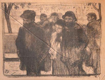 ex 5186 - D'après Henri de Toulouse-Lautrec,...