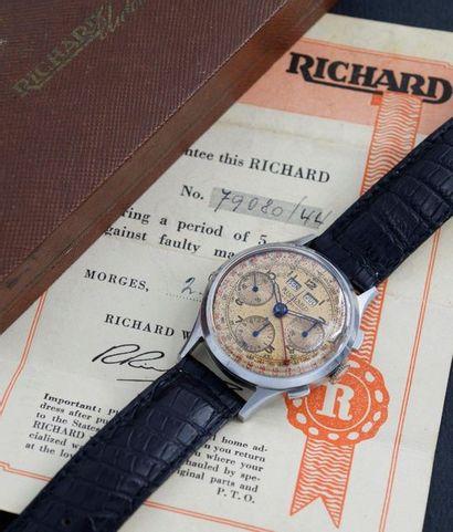 RICHARD (Chronographe sport Antimagnétique...