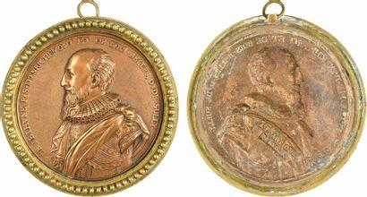Maximilien de Béthune, duc de Sully, fonte postérieure, s.d. [Second Empire] Toulouse...