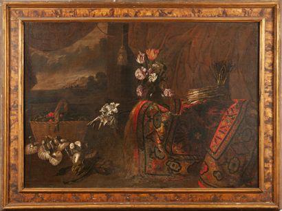 Attribué à Giuseppe RECCO (Naples 1634 -...