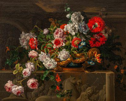 Jean – Baptiste MONNOYER  (Lille 1636 –...