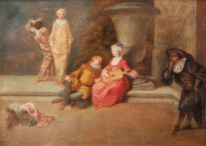 Belle vente tableaux anciens - Haute Epoque - Mobilier et objets