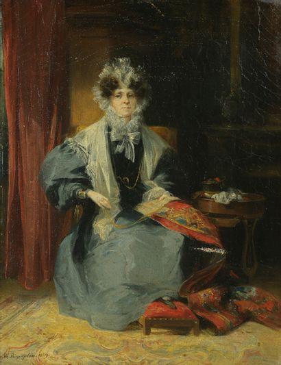 Camille ROQUEPLAN  (Mallemort 1803 – Paris...