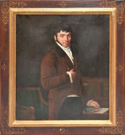 ECOLE FRANCAISE VERS 1830  Entourage de Jean...