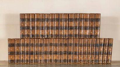 ROUSSEAU. Collection complète des Œuvres....