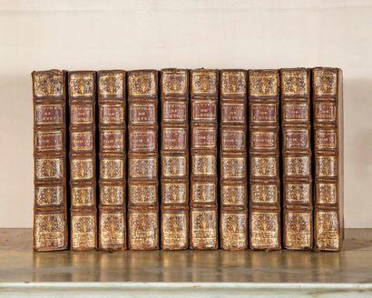 SAINT-EVREMOND. Œuvres. S.l., s.n., 1740....