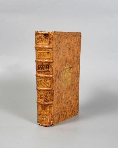ALMANACH ROYAL, année 1783. Paris, d'Houry...