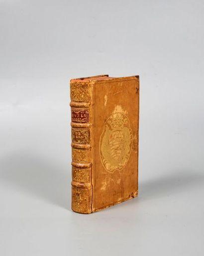 BRANTÔME. Mémoires contenant les anecdotes de la cour de France... touchant les...