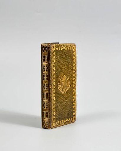 CALENDRIER de la Cour, pour l'année 1829....