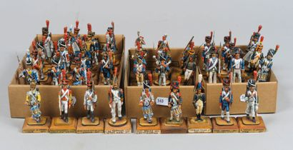 Collection J.P. LEMIRE: trois boites de...
