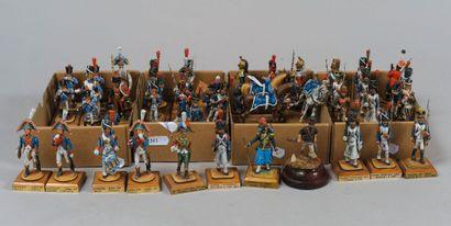 Collection J.P. LEMIRE: quatre boites de...