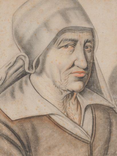 Attribué à Nicolas Lagneau (actif au XVIIème...