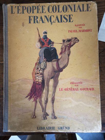 Paluel Marmont, L'épopée coloniale, Librairie...