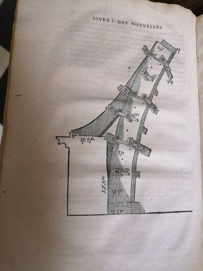 DE L'ORME (Philibert). Nouvelles Inventions pour bien Bâtir et à petits frais,......