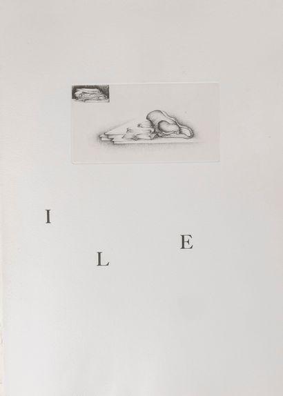 LECUIRE (Pierre). [Livre des livres. 1974]....
