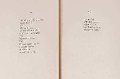 STAEL. — Lettres de Nicolas de Staël à Pierre...