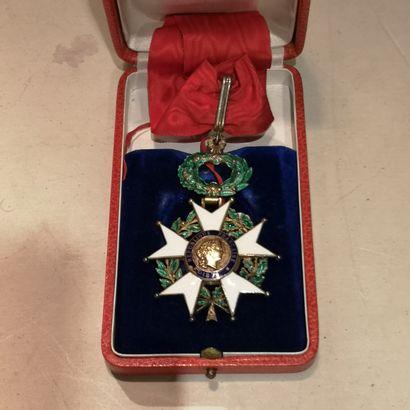 Médaillon de la légion d'honneur
