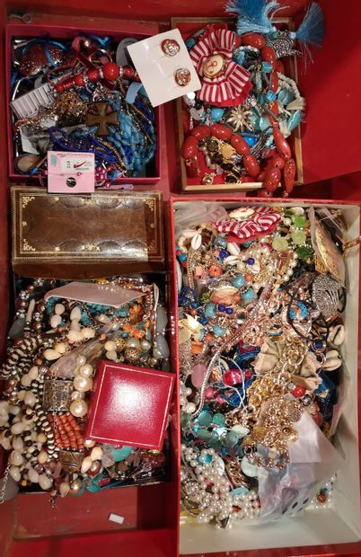 Ensemble de bijoux fantaisie