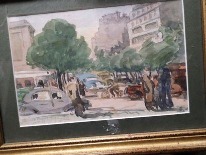 Pierre Edmond PERADON (1893-1981):