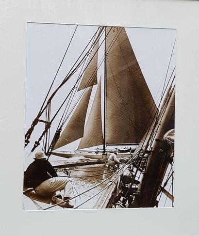 Photographie marine