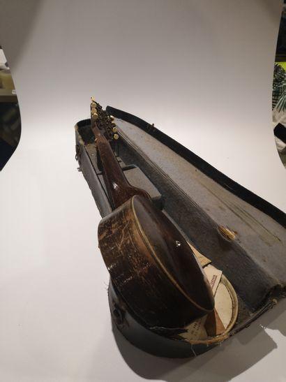 Banjo ukulélé de marque Fitzroy début Xxe siècle