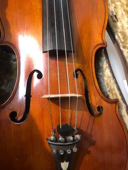 Violon alto de Félix Hubert
