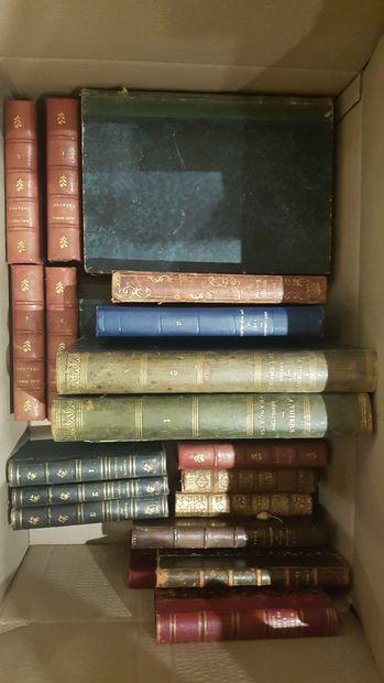 Lots de livres dont livres de prix