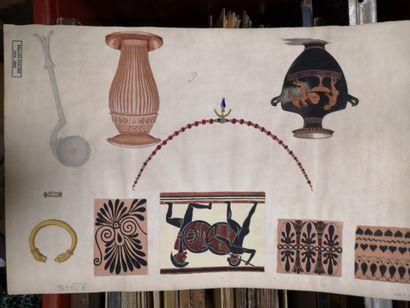Carton dessins et reproductions