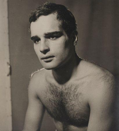 Sylvain Simon (1931-2019)  Portraits de jeune...