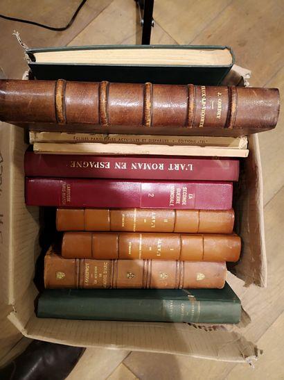 HC9 Lot de livres