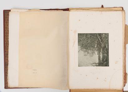 1 volume Catalogue de la Collection CHAUCHARD....