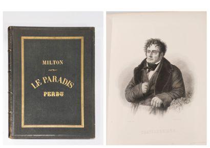John Milton (1608-1674)  Paradis perdus