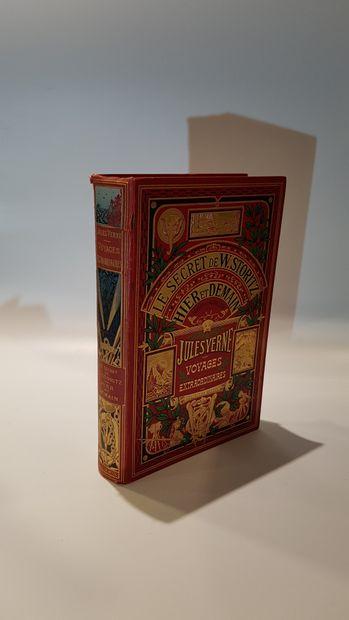 Jules Verne, Le secret de W. Storitz