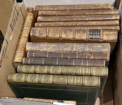 Lot de livres divers