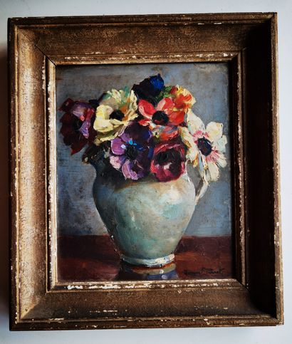 Maurice F. PERROT (1892-1935)  Nature morte...