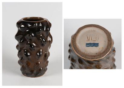 Axel Johannes SALTO (1889-1961)  Vase modèle...