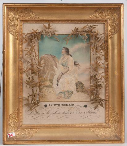 Victorine-Louise GALLIEN (1816-1893), Pensionnat...