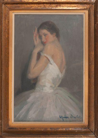 Cyprien Eugène BOULET (1877-1927)  Ballerine...