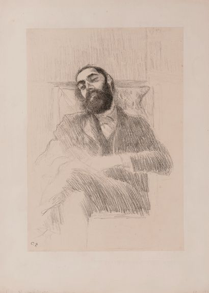 Camille PISSARRO (1830 – 1903)  Convalescence...