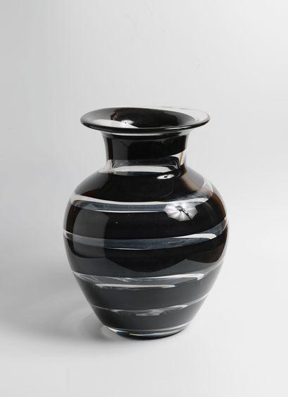 Dans le goût de VENINI pour Murano  Vase...