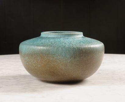 Jacques SERRE (1934-2016) Vase en céramique...