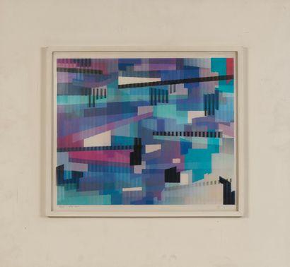 Yaccov AGAM (1928-1951)  Composition cinétique...