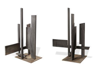 Francesco MARINO DI TEANA (1920-2012)  Structure...