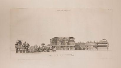 LEDOUX (C.-N.). L'Architecture de C. N. Ledoux....