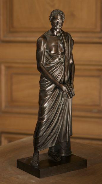 Demosthène  Né à Athènes en 384 av. J.-C.,...