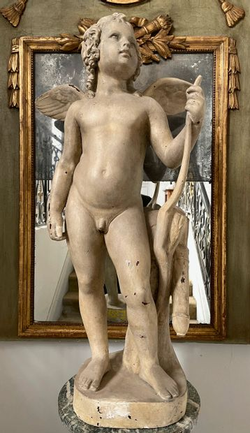 Cupidon  Fils de Vénus et de Mars il est...