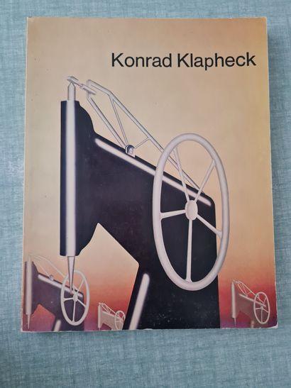 Konrad Klapheck  Rotterdam museum boijmans...